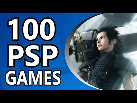 Top 100 PSP Games (Alphabetical Order)