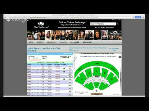 Luke Bryan Tickets Indianapolis Noblesville IN Klipsch Music Center