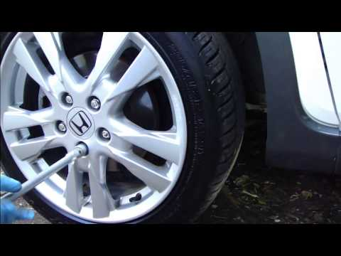 Charming How To Change Tyre Of Honda Civic. Years 2006 2018
