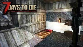 7 Days To Die #8 - Как построить дом?
