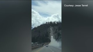 Video Shows Truck Using Runaway Ramp Outside Silverthorne