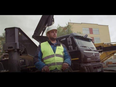 Автобетононасосы Putzmeister - воплощение передовых технологий и разработок инженеров компании!