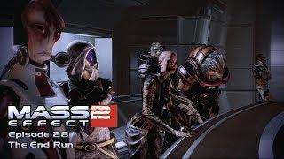 Mass Effect 2 Episode 28 The End Run