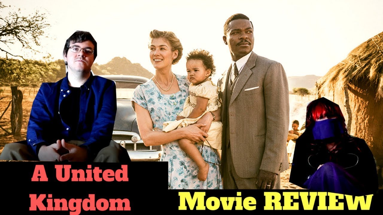 A United Kingdom Movie Review Based On A True Story Youtube