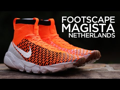 new styles f5cfe a4a8e nike air footscape magista netherlands