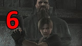 Resident Evil 4 PS4 Gameplay Walkthrough Part 6 No Commentary (Chief Mendez Boss Battle)