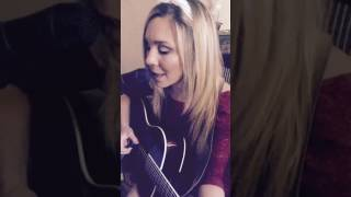 i could use a love song maren morris cover by allie sealey