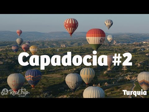 El mejor lugar del mundo para volar en Globo - Capadocia #2