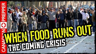 WARNING: The Coming Food Crisis | Be Ready 2019