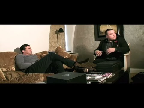 *Hollywood* The Manager VS Tamer Hassan