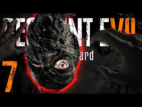 GUESS WHO'S BACK!! | Resident Evil 7 - Part 7