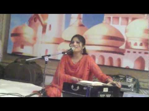 Ghazal by Aarti Gill- Salaam Karne Ki Arzoo Hai