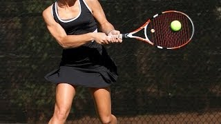 How to Play Tennis like Serena Williams | Tennis