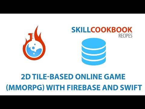 Building a 2D Tile-Based Online Game (MMORPG) With Firebase and Swift