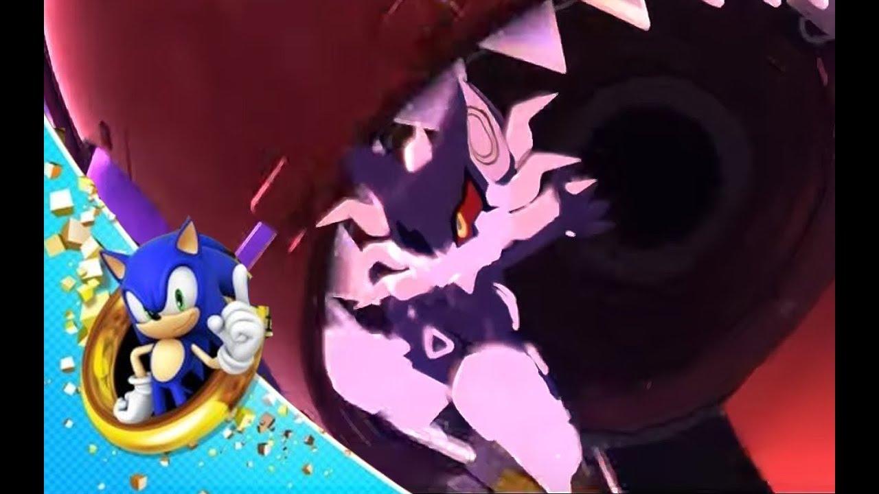 Sonic Forces - Infinite Boss Battle