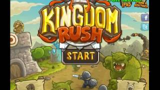 Защита королевства. Kingdom Rush