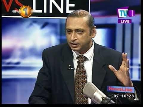 Newsline Tv1 : 26.03.18 Faraz Shauketaly