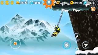Maxim the robot: Action Platformer / World 3 - Level1