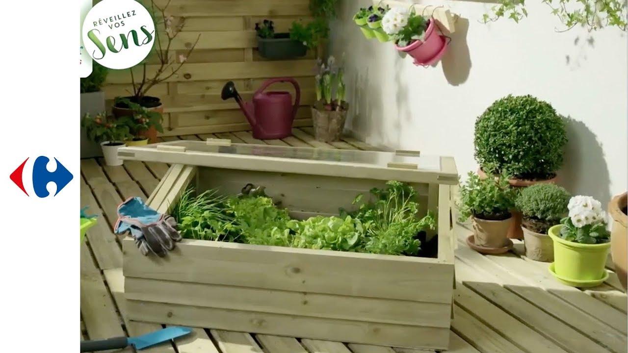 Tuto : Créez votre serre en ville avec nos astuces jardinage ! - YouTube