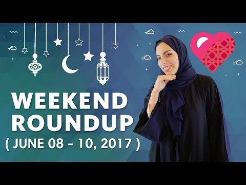 Top 5 Qatar Events (June 8 - June 10, 2017)