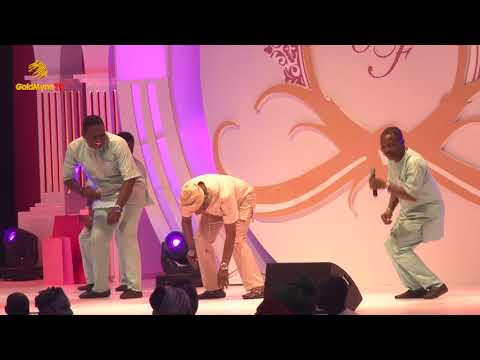 KING SUNNY ADE'S PERFORMANCE AT DANGOTE'S DAUGHTER'S WEDDING IN LAGOS