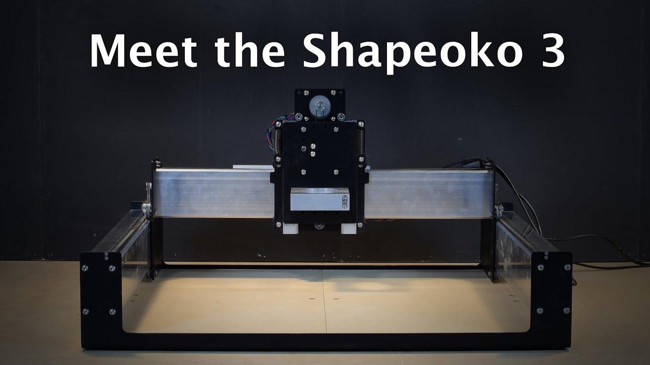 Carbide3D Shapeoko XL Robust CNC Router Kit