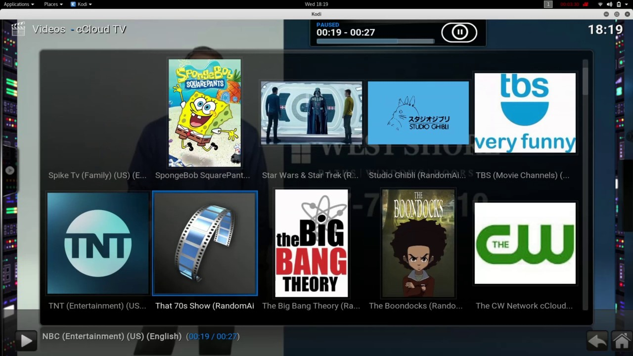how to watch ccloud tv
