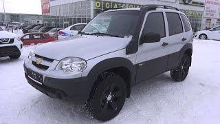 видео Новая Chevrolet Niva (Нива) 2015, фото, цена, характеристики