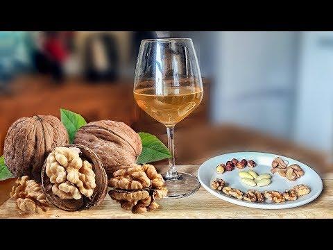 Как замачивать орехи перед употреблением