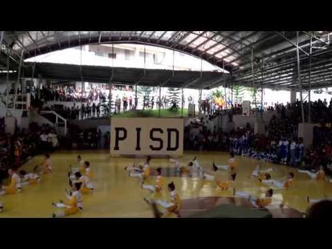 PISD Pep Squad -- Champion in DAPRISA Cheerdance Competition 2013