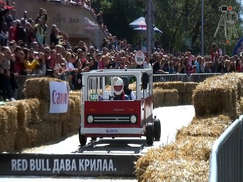 Red Bull Soap Box Race Bulgaria 2014