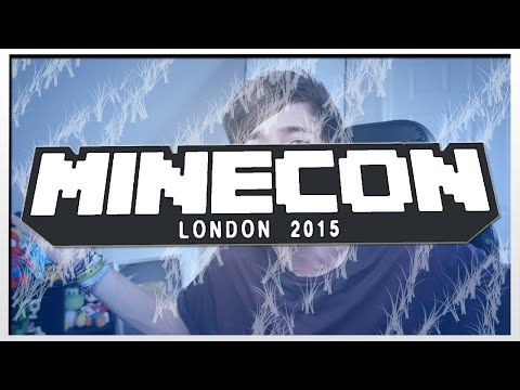 I'M GOING TO MINECON 2015!!