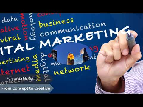 Minnesota Marketing  - Minneapolis Marketing Agency