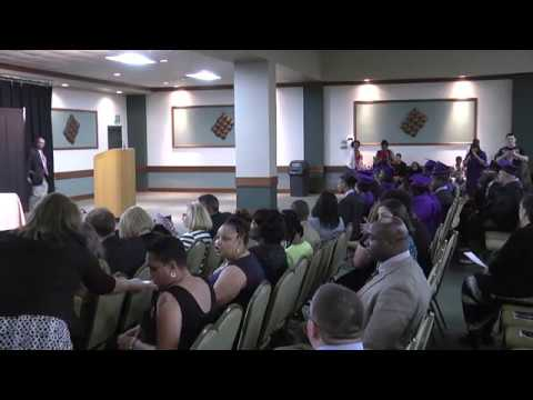 2017 Dayton Business Technology High School Graduation