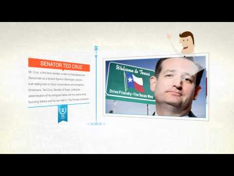 All About Ted Cruz - US Presidential Election 2016 | Republican Candidate