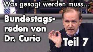 Unbequeme Wahrheiten im Bundestag - Teil 7 | Dr. Gottfried Curio