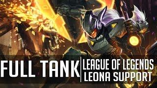 League Of Legends - Gameplay - Leona Guide (Leona Gameplay) - LegendOfGamer