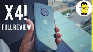 Motorola Moto X4 Full Review with Hyperlapse Unboxing! 2017