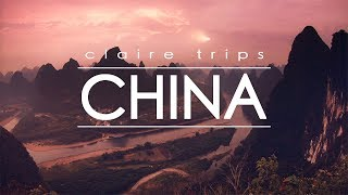 China Travel Adventure!