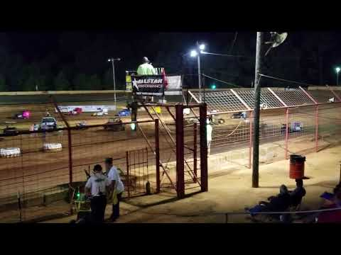 8-4-18 Slingshot Feature Flomaton Speedway