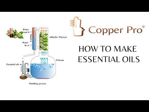 Distillation Essential Oils And Hydrosol Ukrainian Copper Distiller