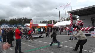 Honda Fan Fest 2013 - Перетягивание каната