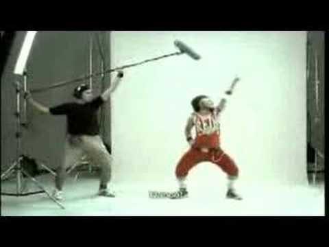 Audition Dance Dance Battle - Video Game Commercial