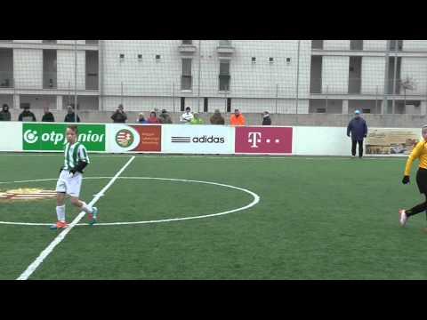 KISE 2004 - Fradi 0:1, II. 6:3 Kupa 2014. november 27.