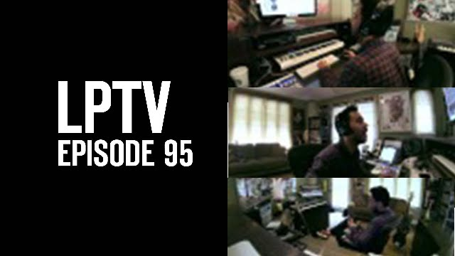 Going Old School – The Guys Pass Out Flyers For SSMF 2013 | LPTV #95 | Linkin Park
