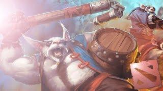 Dota 2 Гайд по герою - Mangix | Панда-Пивовар | Pandaren Brewmaster