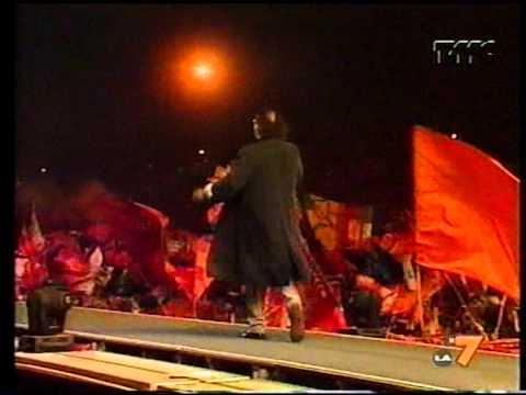 Circo Massimo Live 2001 - Grazie Roma