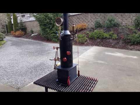 Live Steam Boiler Hand Pump Whistle Gauge SOLD