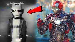 Ironman 2 Oculta un Impactante Secreto ¿Spiderman era ese Niño? sus...