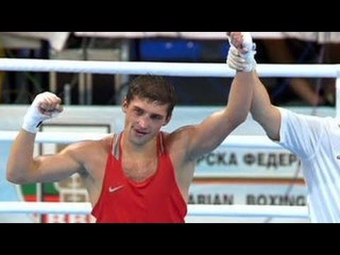 Российские боксеры стали первыми на чемпионате Европы